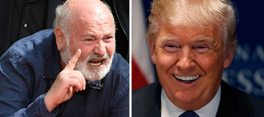 Rob Reiner Wants War, Claims Trump Is First President Not Fighting For Democracy [VIDEO]