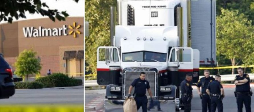 Police Find Mass Bodies in Semi-Trailer at Walmart, Suspect More in Danger [VIDEO]