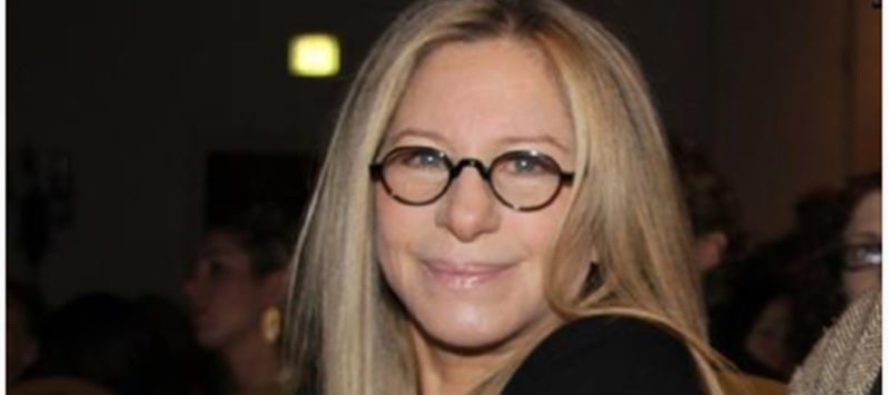 Barbra Streisand Bluntly States Hillary's Loss For One Reason and One Reason Only