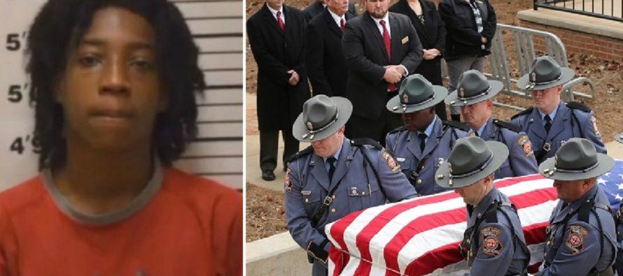 Criminal Busted for Desecrating Deceased Cop's Grave [PHOTOS]