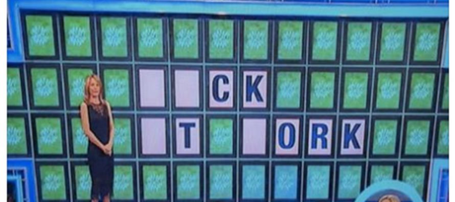 Can You Get The Right Answer To This Wheel Of Fortune Puzzle?