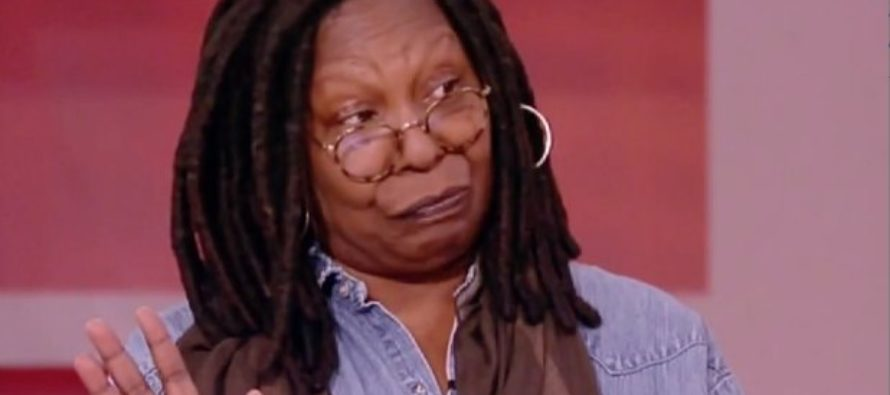 Whoopi Goldberg Says She is More Qualified to be President Than Donald Trump (VIDEO)