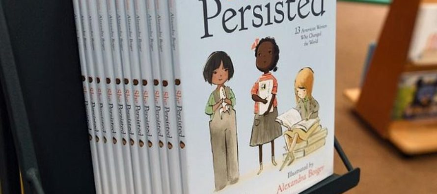 Chelsea Clinton 'SUED' For Allegedly Ripping Off Idea For Her Book 'She Persisted'