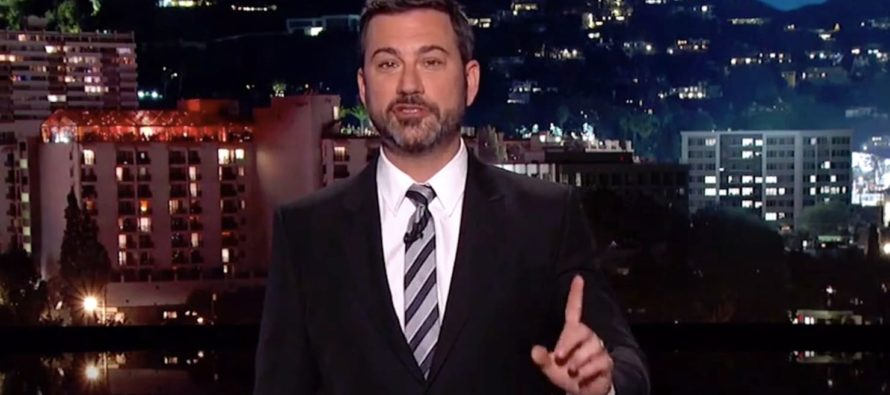 Jimmy Kimmel Says Liberals Were Right And Trump Supporters Don't Want To Admit It [VIDEO]