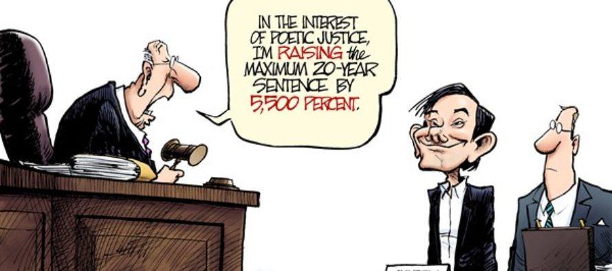 Pharma Bro (Cartoon)