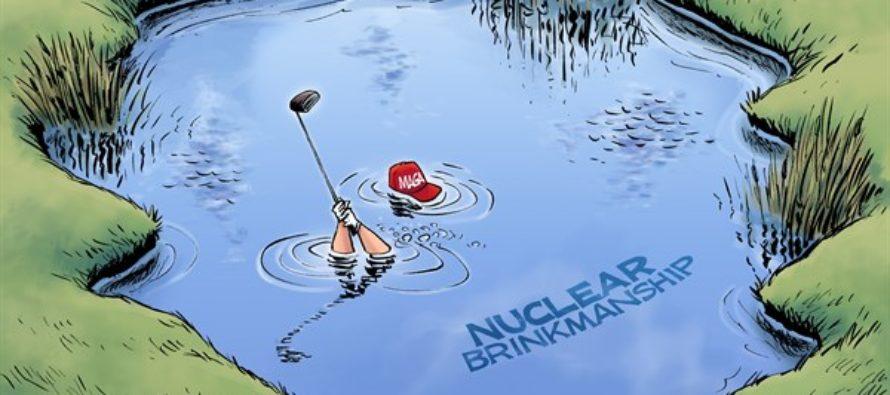 Nuclear Hazard (Cartoon)