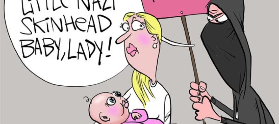 Nazi Babies (Cartoon)