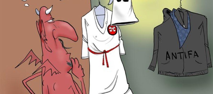 Devil's Wardrobe (Cartoon)