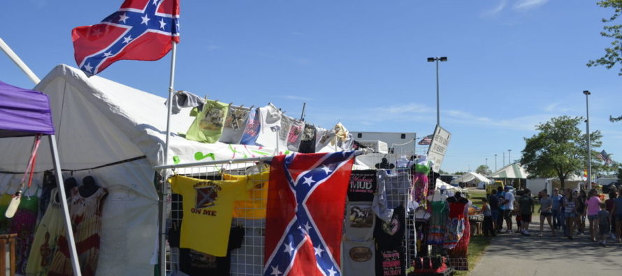 County Fair BANS Confederate Flag After Snowflake Throws Tantrum, Left-Wing Tolerance At Its' Best