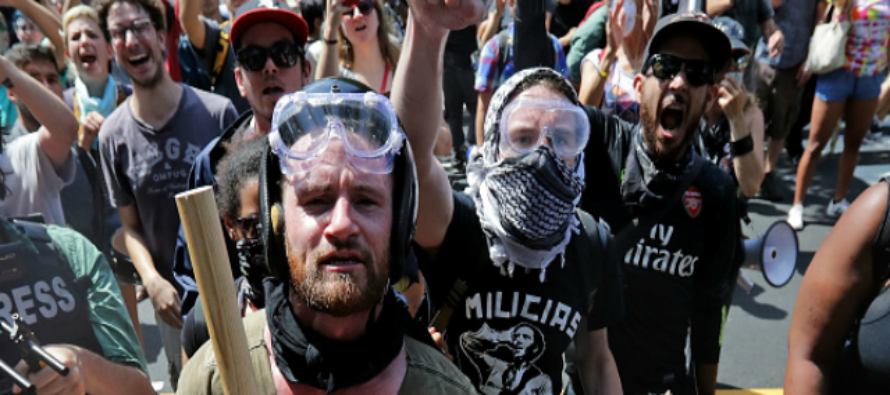 """Say No To Marxism Event Cancelled, Organizer Destroys Antifa/Left Wing """"Protesters"""""""