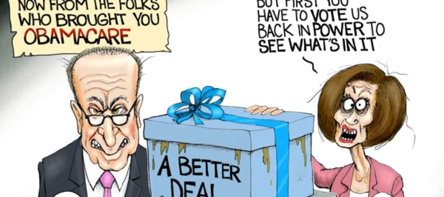 Another Raw Deal (Cartoon)