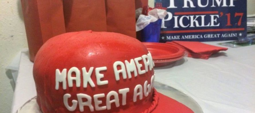 California Bakers Refuse To Bake A Pro-Trump Cake For 9 Year-Old's Party
