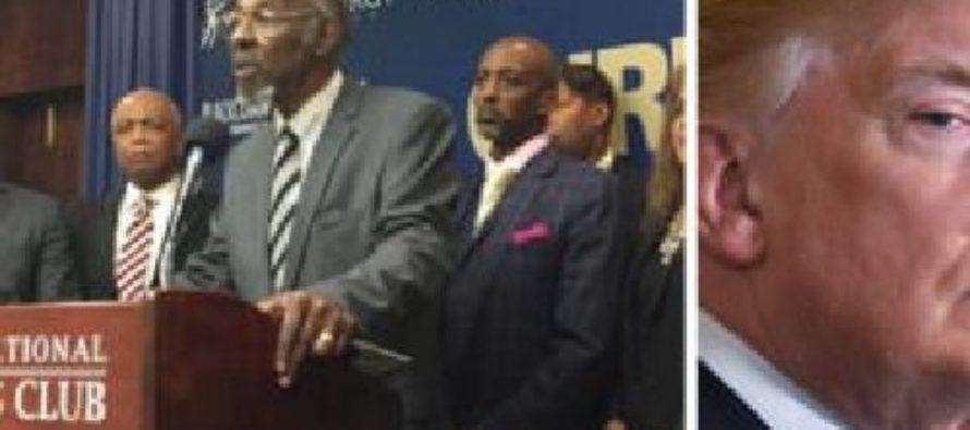 Black Pastors Fighting Media Narrative That President Trump Is Racist [VIDEO]