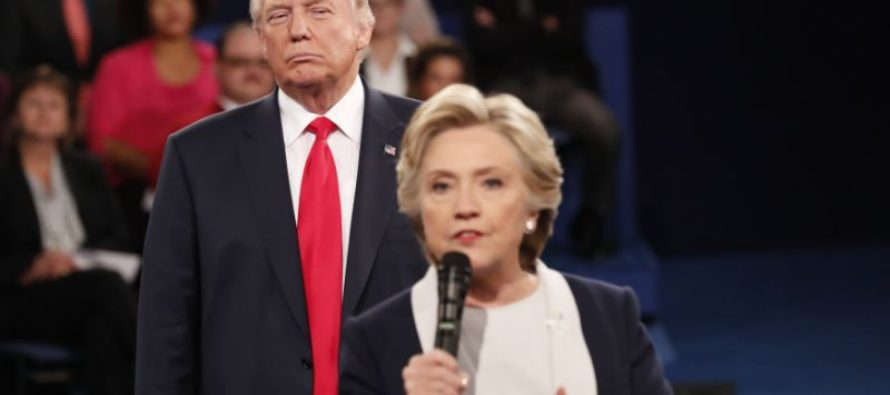 CRINGE! Clinton's Book Excerpt: I Wonder If I Should've Called Trump 'Creep' During Debate [VIDEO]