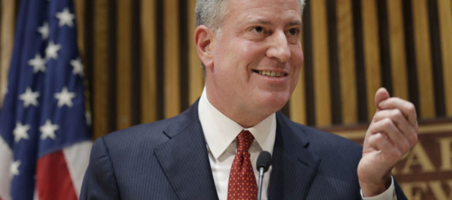 Newly Released NYC Mayor Bill De Blasio Emails Uncover How Nasty He Treats His Staff