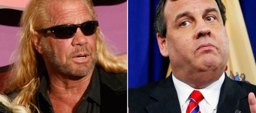 BREAKING: 'Dog the Bounty Hunter' Is Suing Chris Christie