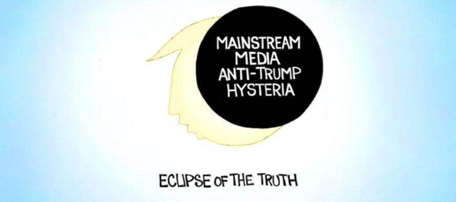 Path of Totalitarianism (Cartoon)