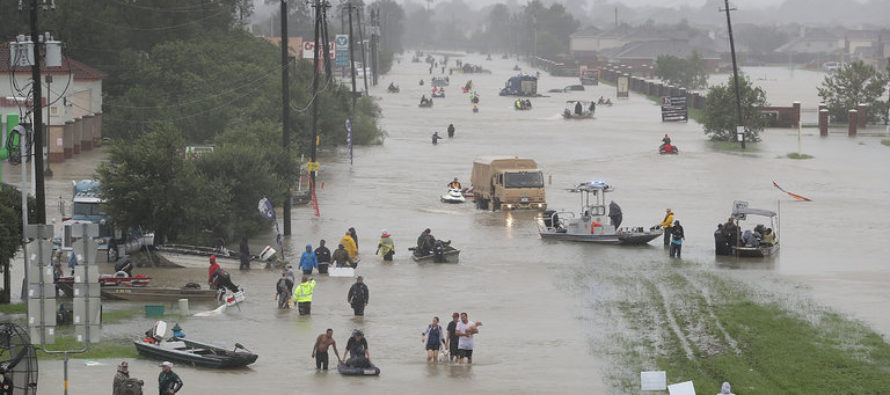 MEDIA Use Houston Tragedy For VIRAL Political Attack On Christians Calling Them 'Greedy and Selfish'