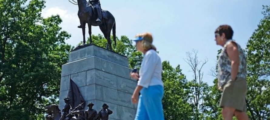 National Park Service Announcement: Confederate Statues at Gettysburg Not Going Anywhere