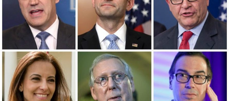 White House Globalists Form Committee To 'Save America' And Destroy Trump And His Voter Base