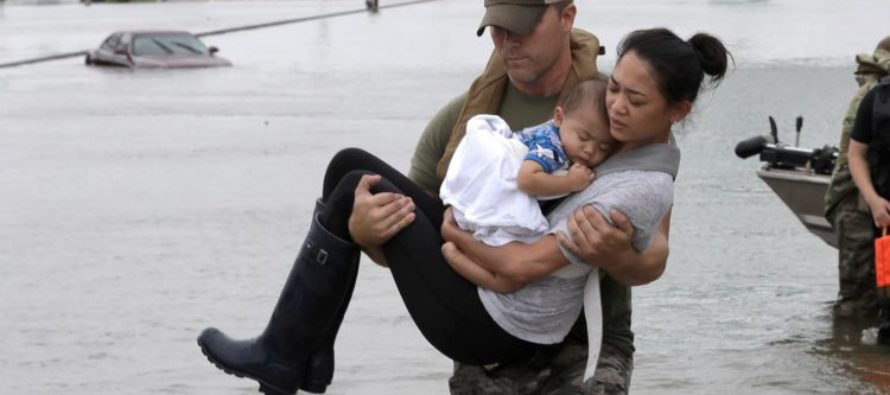 Destruction Of Hurricane Harvey Came With A Message: We Remain United And Strong