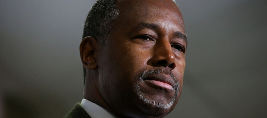 Ben Carson Says Enough – Officially Announces He's Overturning Obama's Section 8 Policy