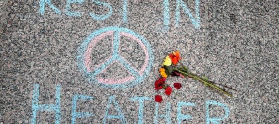 BREAKING: ANTIFA Protesters Crash Funeral Of Charlottesville Victim