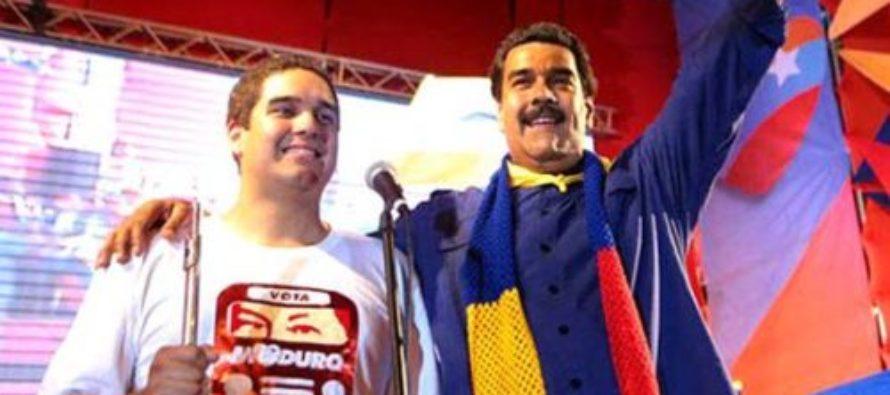 Venezuelan President's Son Threatens To Take The White House With Guns If US Takes Military Action