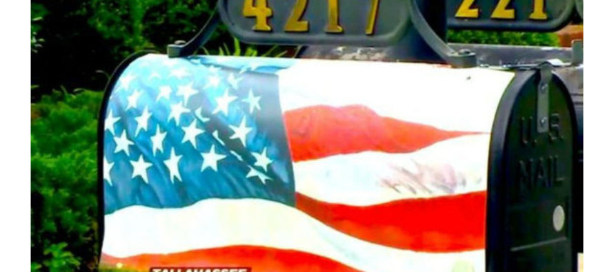 Navy Veteran Has Been Ordered By His HOA To Remove American Flag From Mailbox
