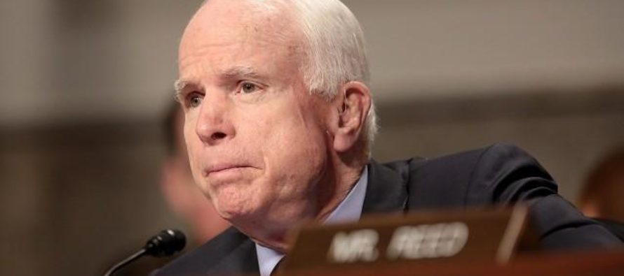 Senate Sources Say John McCain Is Increasingly Frail – It's Not Looking Good For Him
