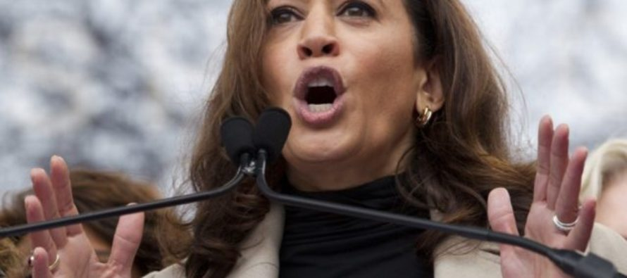 Sen. Kamala Harris: It's Time To Ban Private Ownership of 'Assault Weapons'