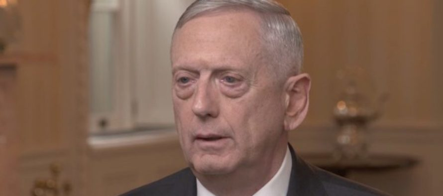 Mattis Freezes Trump's Military Transgender Policy – Waiting For Pending Study Results
