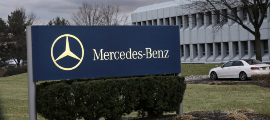 Mercedes-Benz Just DROPPED Foreign Construction Workers From American Auto Plant