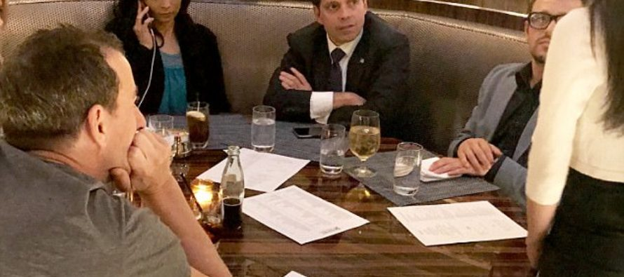 REVEALED: Here's What Scaramucci Did Immediately After Being Fired by Trump
