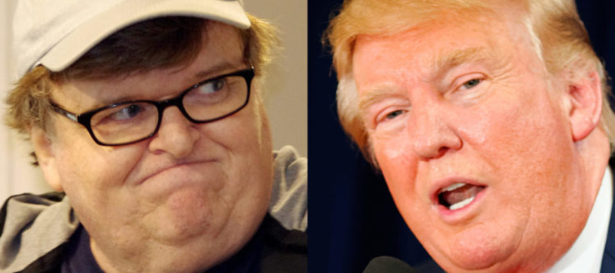 Uh-Oh, Liberals! Michael Moore Predicts Trump Will Win Re-Election in 2020
