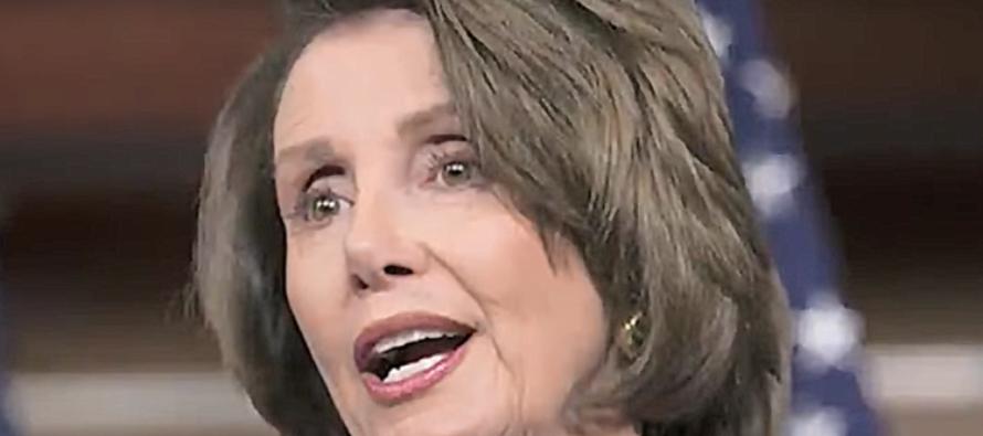 Nancy Pelosi Denounces Violent 'Antifa' Protesters – Says They Deserve 'Unequivocal Condemnation'