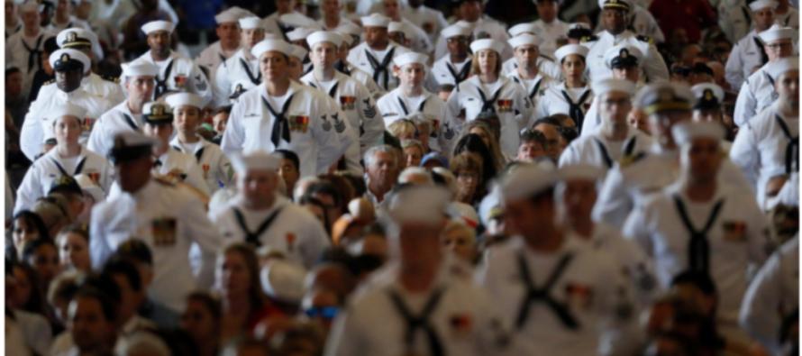 New Navy Secretary In Favor Of Transgenders In Military – Goes Against Trump