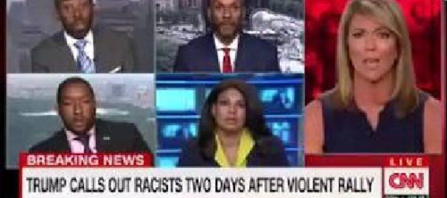 OH DANG! CNN Contributor Hurls Racial Epithet At Black Republican On Air [VIDEO]
