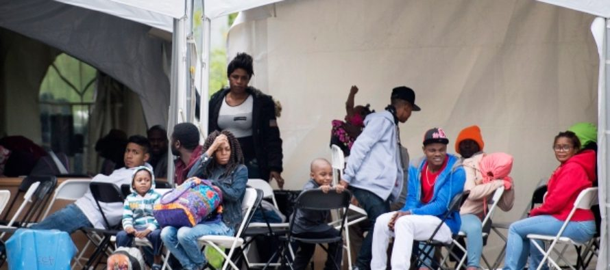 After Marching Illegally Across Border To Canada, Refugees Complaining About Lack Of Benefits