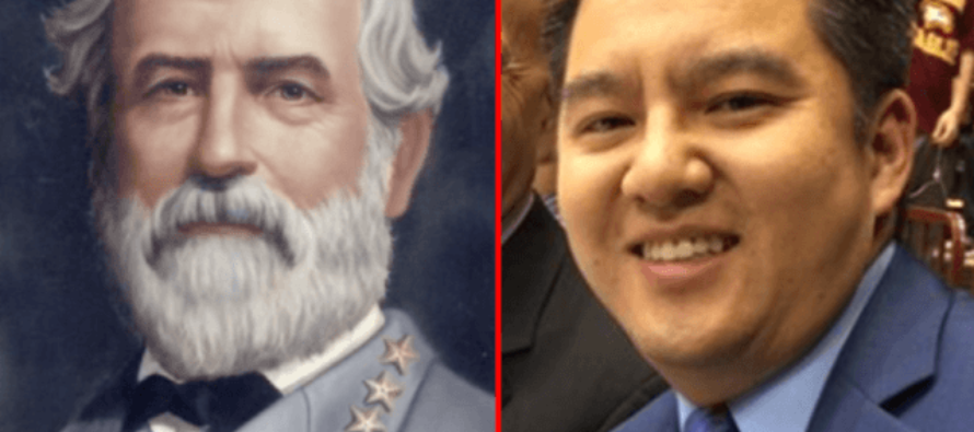 ESPN Gives Reason For Removing Asian Sportscaster With Confederate General's Name