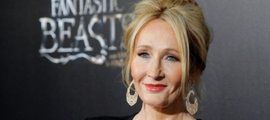JK Rowling Apologizes to Trump for Falsely Accusing Him