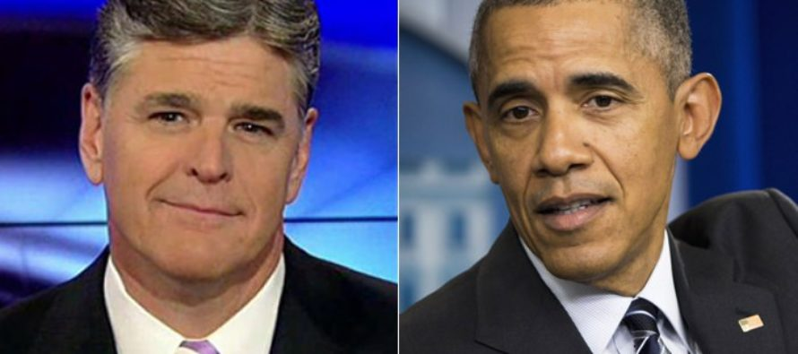 Hannity To Sue Obama Administration – If He Was Unmasked During NSA Surveillance [VIDEO]