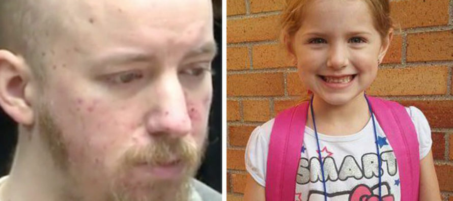 Stepfather Stabs 5 Yr-Old Girl To Death And Sets Her On Fire – Because She Woke Him Up For A Snack [VIDEO]