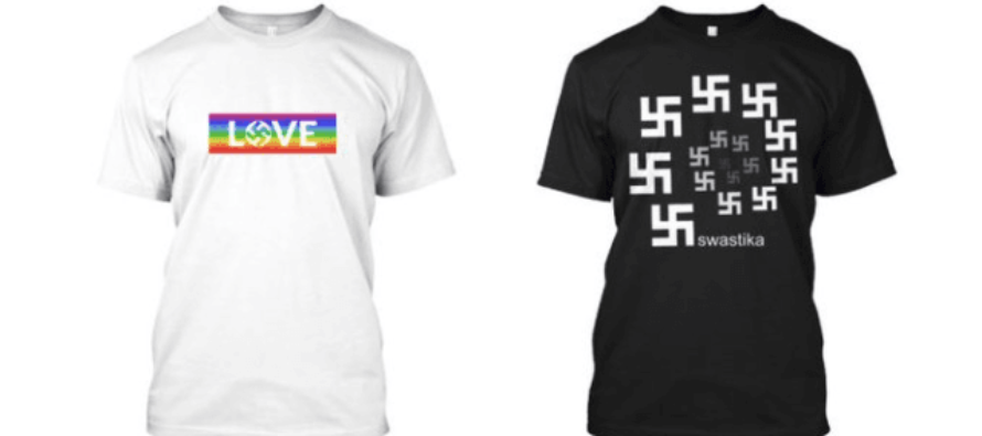 American Company Rebrands Swastika as 'Symbol of Love and Peace' [VIDEO]