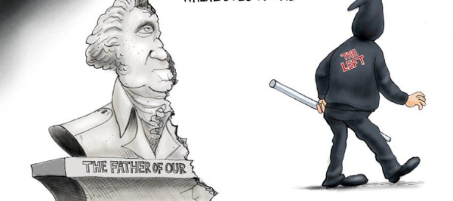 Socialism or Bust (Cartoon)