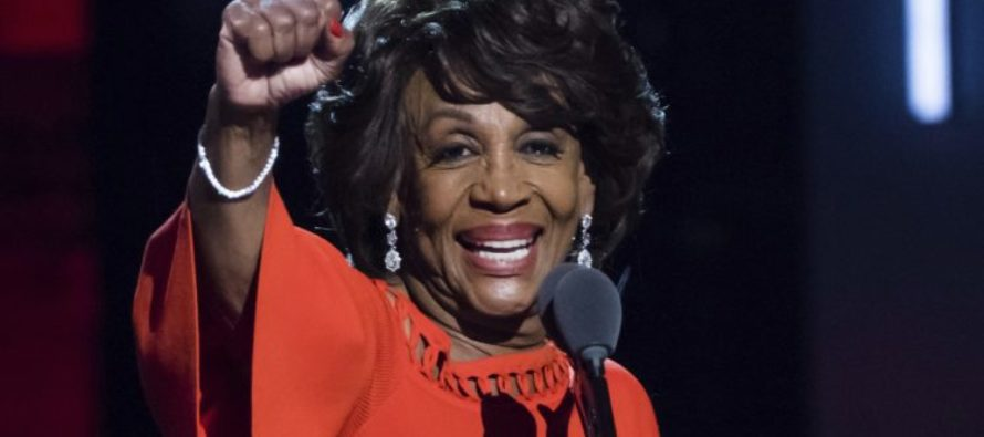 Maxine Waters To President Trump: ''I'm Coming for You' — 'We Will Impeach You, Mr. President'