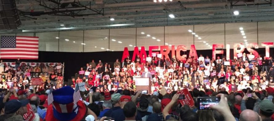"Grassroots Organization Set to Run Series of ""AMERICA FIRST"" Rallies Nationwide – Get Ready Patriots"