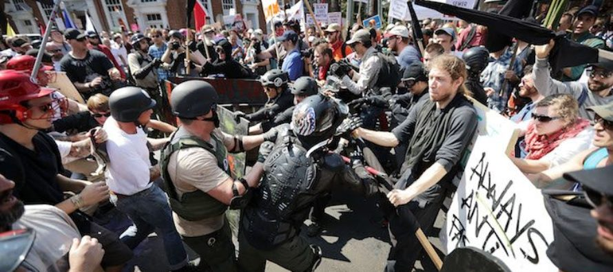 Charlottesville Police Reportedly 'Stood Down' When Violence Started – Under Whose Command? [VIDEO]