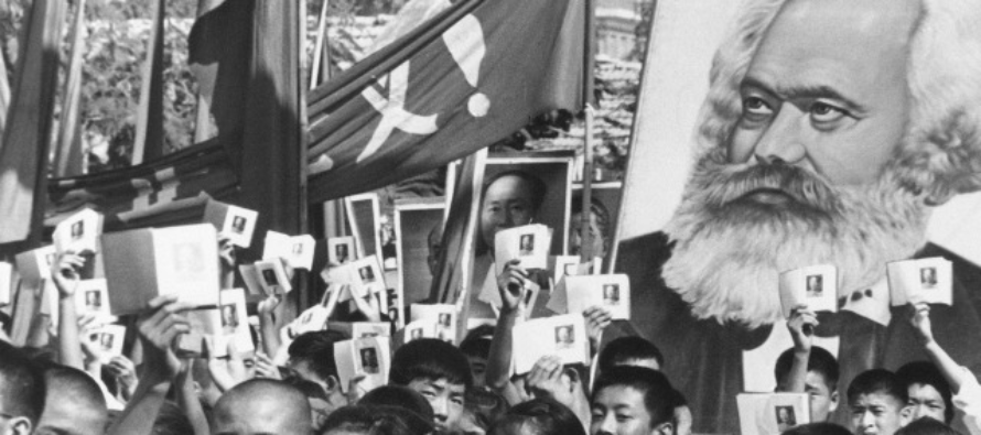 After Charlottesville Chinese Communists Salute America's 'Cultural Revolution'