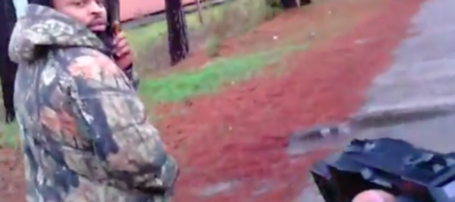 Cop Shot Point Blank Range, Tells Dispatcher: 'Tell My Family I Love Them' [VIDEO]
